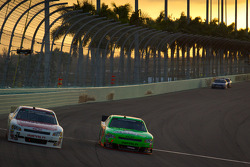 David Stremme, Chevrolet and Danica Patrick, JR Motorsport Chevrolet