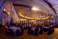 The crowd at the 2012 Nationwide and Camping World Truck Series Awards Banquet