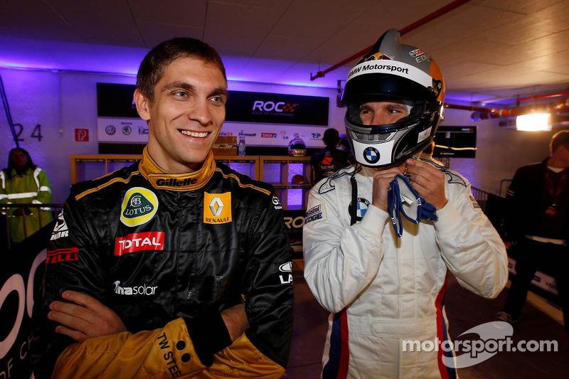 2011: первый российский гонщик