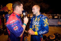 Kwalificatierace winnaar Bas Lammers