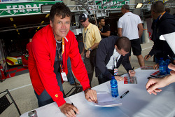 Michael Waltrip and Robert Kauffman