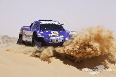 Review de la saison de Rally Raid