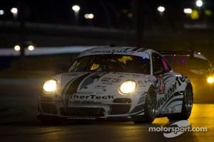 #23 Alex Job Racing Porsche GT3: Emmanuel Collard, Marco Holzer, Butch Leitzinger, Cooper MacNeil