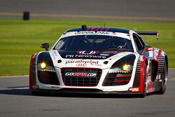 #51 APR Motorsport Audi R8 Grand-Am: Ian Baas, Jim Norman, Dion von Moltke, Nelson Canache, Emanuele Pirro
