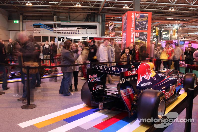 F1 ten toon