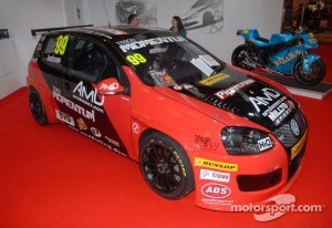 Ollie Jackson AmD Tuning 2012 BTCC Car