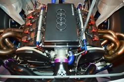 Twin turbo Audi V8