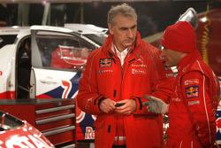 Citroën Total World Rally Team service