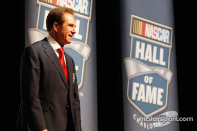 NASCAR Hall of Fame induction ceremony