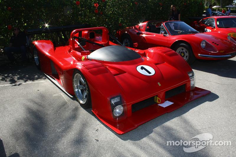 Ferrari 333SP, serienumber 001