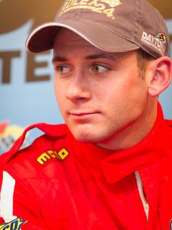 Momo NGT Motorsport press conference: Nick Tandy