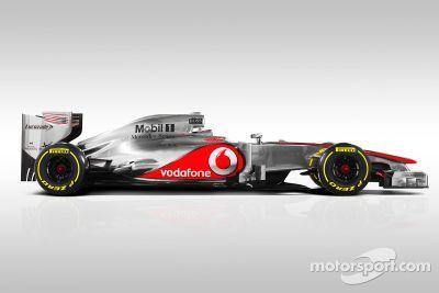 Präsentation: McLaren MP4-27