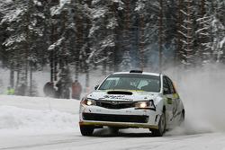 Daniel Oliveira en Carlos Magalhaes, Subaru Impreza