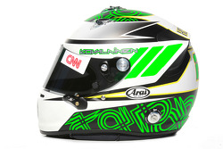 Heikki Kovalainen, Caterham F1 Team, kask