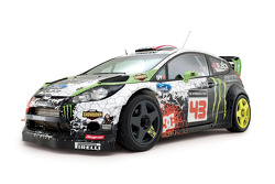 The 2012 Ken Block Ford Fiesta RS