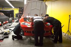 Backup car of Kurt Busch, Phoenix Racing Chevrolet