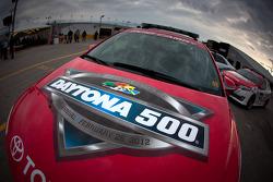 Daytona 500 Toyota pace car