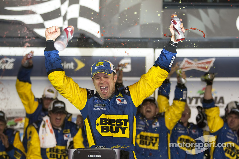 2012, Daytona 500: Matt Kenseth (Roush-Ford)