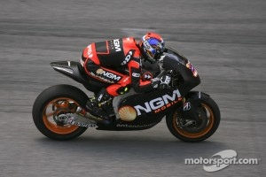 Colin Edwards, NGM Mobile Forward Racing