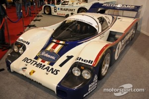 Porsche 956 - Chassis no 956-001 - the very first 956