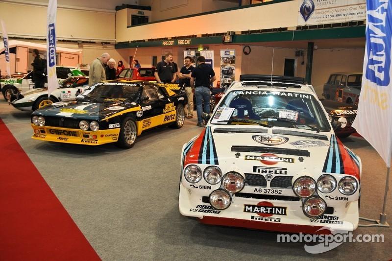 Lancia Delta S4 replica en 037