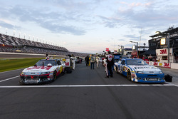 Front row for the Daytona 500