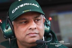 Tony Fernandes, Team Lotus, Team Principal