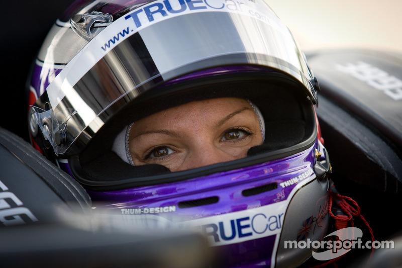Katherine Legge, Lotus Dragon Racing Lotus