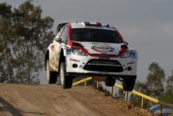 Ricardo Trivino and Alex Haro, Ford Fiesta RS WRC