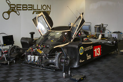 #13 Rebellion Racing Lola B10/60 Coupe Toyota