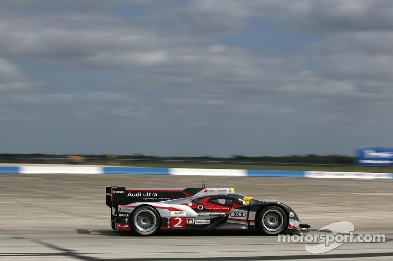 2012: #2 Audi Sport Team Joest, Audi R18