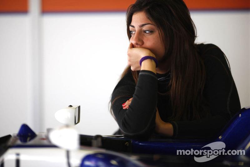 Vicky Piria, Trident Racing