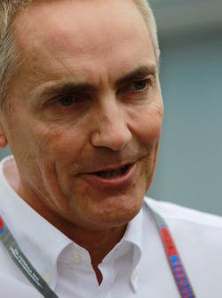 Martin Whitmarsh, McLaren, Chief Executive Officer