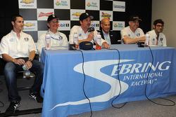 Patrick Dempsey Racing ALMS announcement