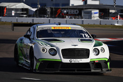 #78 Absolute Racing, Bentley Continental GT3: Yufeng Luo