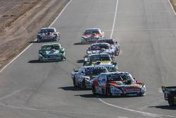 Norberto Fontana, JP Carrera Chevrolet, Juan Marcos Angelini, UR Racing Dodge, Omar Martinez, Martinez Competicion Ford, Diego De Carlo, JC Competicion Chevrolet