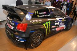 Petter Solberg, Johan Kristoffersson,  PSRX Volkswagen Sweden, Volkswagen Polo GTI