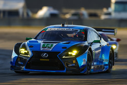 #14 3GT Racing Lexus RCF GT3: Scott Pruett, Ian James, Sage Karam