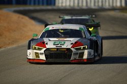 #23 Alex Job Racing, Audi R8 LMS GT3: Bill Sweedler, Townswend Bell, Frank Montecalvo
