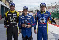 Alex Davison, Cam McConville, Nick McBride