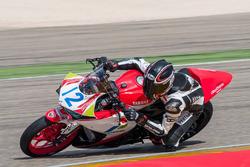 Ali Adrian, Pertamina Almeria Racing Team