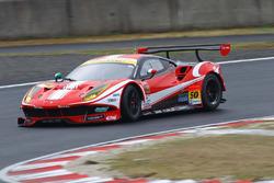 #50 INGING & Arnage Racing:都筑晶裕, 新田守男