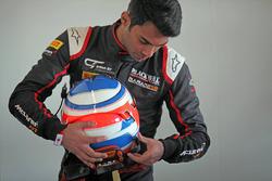 Akhil Rabindra, Garage 59 Racing