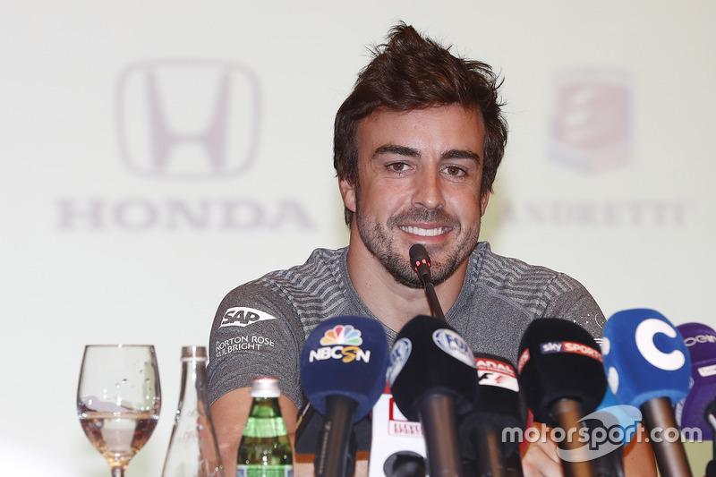 Фернандо Алонсо поедет в Indy 500