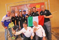 Dakar Tour a Milano