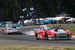 Juan Manuel Silva, Catalan Magni Motorsport Ford, Facundo Ardusso, Renault Sport Torino