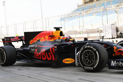 Formel-1-Test in Sachir, April