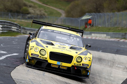 #38 Bentley Team Abt, Bentley Continental GT3: Christer Jöns, Christian Mamerow, Jordan Pepper