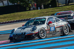 #65 Porsche Lorient Racing, Porsche 991 Cup: Jean-François Demorge, Alain Demorge, Gilles Blasco, Mathieu Pontais, Frédéric Ancel