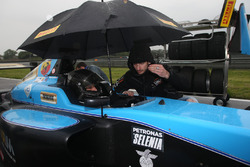 Giacomo Bianchi, Jenzer Motorsport, mit Alex Fontana